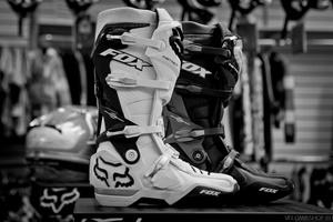 Как выбрать байкерскую мотообувь?