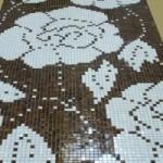 Мозаика- небольшой формат, высокого качества