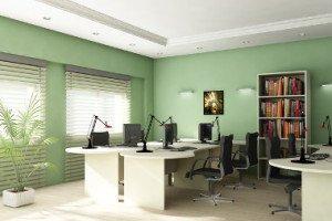 Как обустроить офисное помещение?